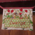 Zwergen-Schild